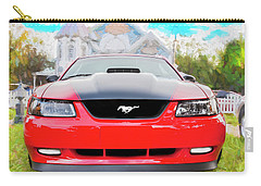2003 Ford Cobra Gt Mustang  Carry-all Pouch