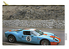 Carry-all Pouch featuring the photograph 2006 Ford Gt  by Christopher McKenzie