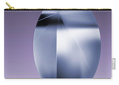 Carry-all Pouch featuring the digital art 2007-2 2017 by John Krakora