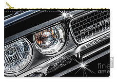 Carry-all Pouch featuring the photograph 2009 Dodge Challenger by Brad Allen Fine Art
