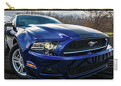 2014 Ford Mustang Carry-all Pouch by Randy Scherkenbach