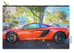 2014 Mclaren Mp4 12c Spider C196 Carry-all Pouch
