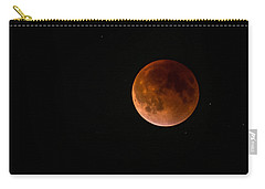 2015 Blood Harvest Supermoon Eclipse Carry-all Pouch