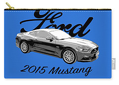 2015 Ford Mustang Carry-all Pouch