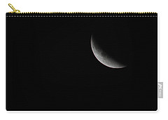 2015 Harvest Moon Eclipse 1 Carry-all Pouch by Terry DeLuco