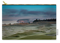 2015 Us Open - Chambers Bay Vi Carry-all Pouch by E Faithe Lester