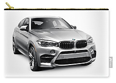 2016 Bmw X6m Crossover Suv Luxury Car Carry-all Pouch