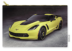 2016 Chevrolet Corvette Z06 Coupe Sports Car Carry-all Pouch