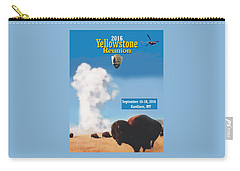 2016 Yellowstone Nps Reunion Carry-all Pouch