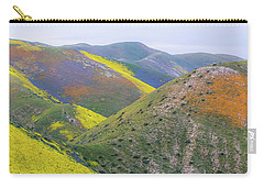 2017 California Super Bloom Carry-all Pouch by Marc Crumpler
