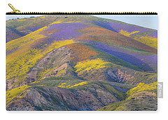 2017 Carrizo Plain Super Bloom Carry-all Pouch by Marc Crumpler