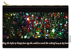 2017 Christmas Card 2 Carry-all Pouch