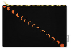 2017 Solar Eclipse Carry-all Pouch