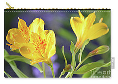 2017 Wild Lilies  Carry-all Pouch