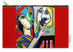 Artist Picasso Carry-all Pouch