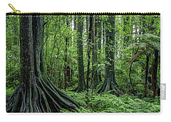 Carry-all Pouch featuring the photograph Jungle by Les Cunliffe