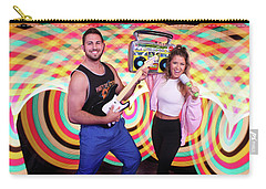 80's Dance Party At Sterling Events Center Carry-all Pouch