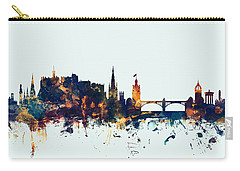 Edinburgh Scotland Skyline Carry-all Pouch