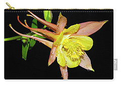 Spring Flower Carry-all Pouch by Elvira Ladocki