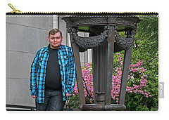 #2229 Carry-all Pouch by Chuck Flewelling