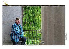 #2237 Carry-all Pouch by Chuck Flewelling