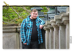 #2246 Carry-all Pouch by Chuck Flewelling