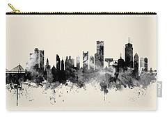 Boston Massachusetts Skyline Carry-all Pouch