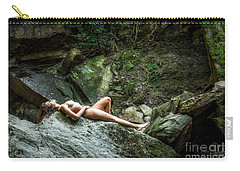 Intimations Of Immortality Carry-all Pouch by Traven Milovich