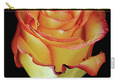 23rd Anniversary Rose Carry-all Pouch