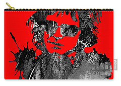 Elton John Collection Carry-all Pouch by Marvin Blaine