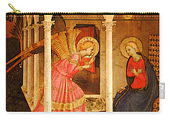 Fra Angelico  Carry-all Pouch by Fra Angelico