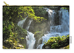 Waterfall Scenery Carry-all Pouch