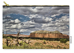 Capitol Reef National Park Catherdal Valley Carry-all Pouch