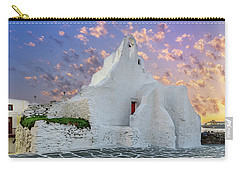 Mykonos, Greece Carry-all Pouch