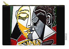 Picasso By Nora Fingers Carry-all Pouch