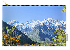 The Plateau Scenery Carry-all Pouch