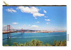 25th April Bridge Lisbon Carry-all Pouch