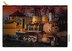#268 Is Simmering Carry-all Pouch by J Griff Griffin