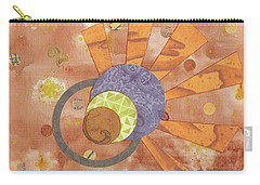 Carry-all Pouch featuring the mixed media 2life by Desiree Paquette