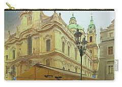 2nd Work Of St. Nicholas Church - Old Town Prague Carry-all Pouch