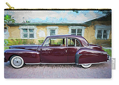 1947 Lincoln Continental Carry-all Pouch