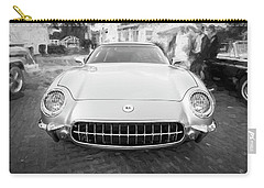 1954 Corvette Nomad Bw Carry-all Pouch