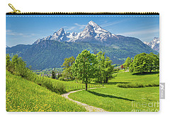 Alpine Beauty Carry-all Pouch