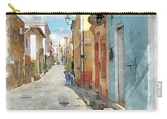 Arzachena Garibaldi Street Carry-all Pouch