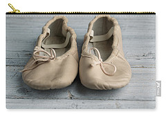 Ballet Shoe Carry-all Pouches