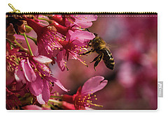 Bee Carry-all Pouch by Jay Stockhaus