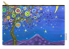 Believe In Your Dreams Carry-all Pouch by Tanielle Childers