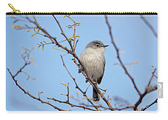 Black-tailed Gnatcatcher Carry-all Pouch