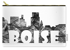 Boise Idaho Skyline Carry-all Pouch