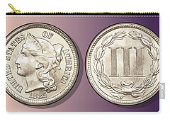 Us Coin Carry-All Pouches